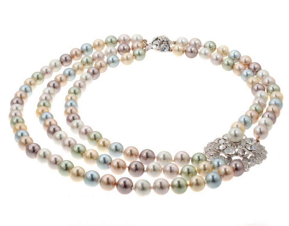 pendentif de perle